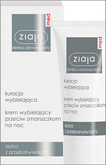 Ziaja Night Cream Brightening Protective