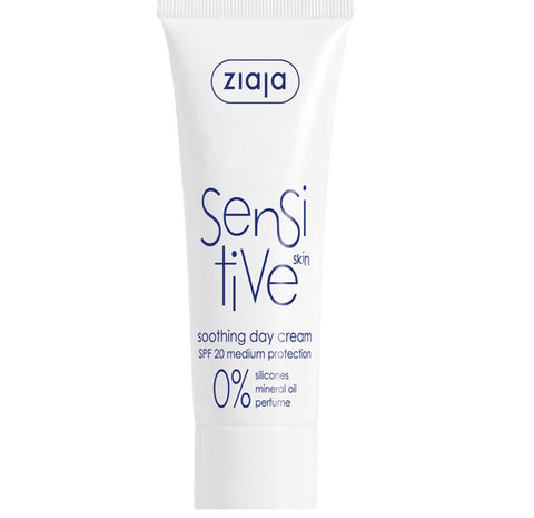 Ziaja Sensitive Skin Day Cream