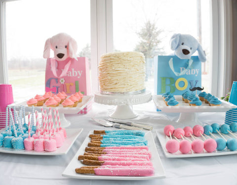 Ideas para fiesta revelación de sexo gender reveal