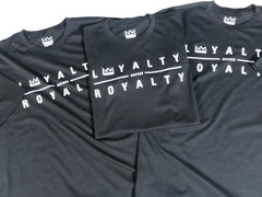 Loyalty before Royalty Tall Tee