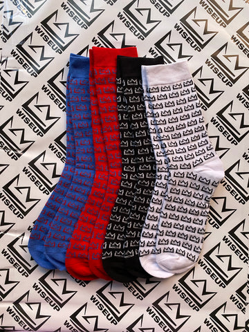 Multi Crown Socks