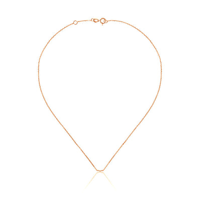 18k Gold Chain Necklace