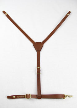 Leather Snap Harness