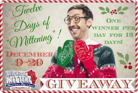 Twelve Days of Mittening!