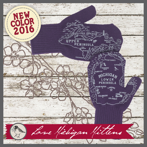 NEW 2016 Mitten Color - Help us give them a name!