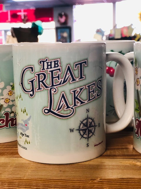 The Great Lakes Classic Coffee Mug