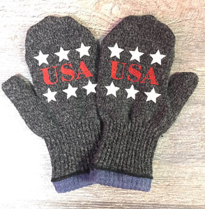 SUPERIOR USA MICHIGAN MITTENS