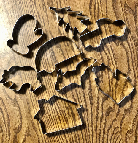 Cookie Cutters for the Michigander