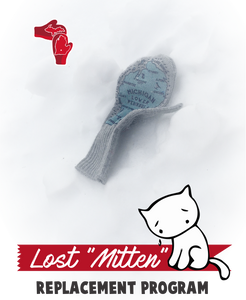 "Lost ""Mitten"" Replacement Program"