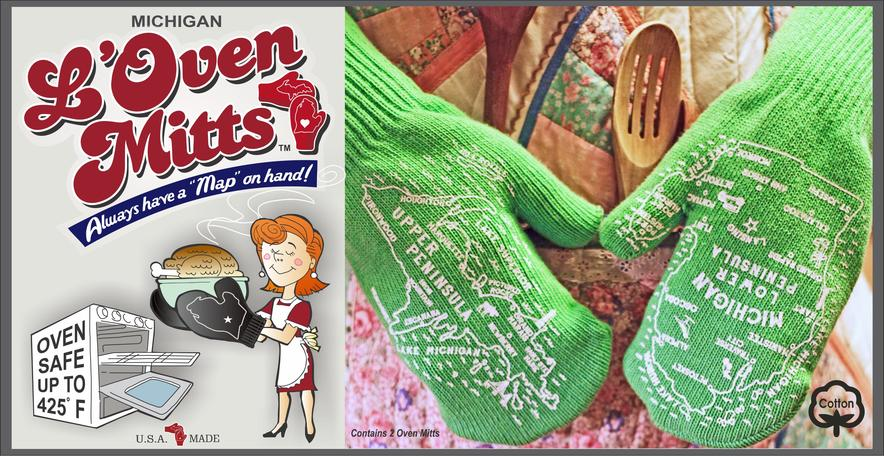 L'Oven Mitts