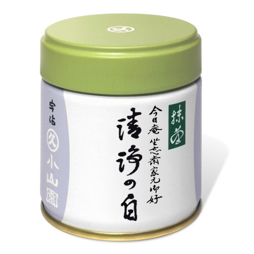 Seijo no Shiro Matcha
