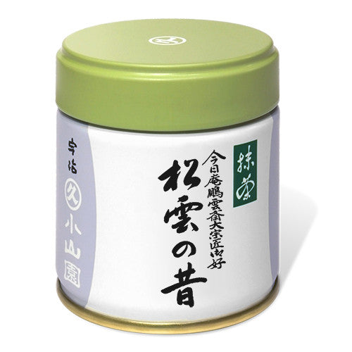Shoun no Mukashi Matcha