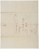 1832, Letter Regarding a Trial, Brooklyn