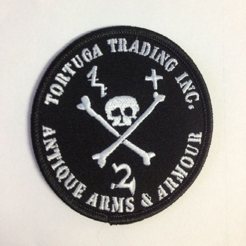 Tortuga Trading Embroidered 3 Patch, #13 Patches