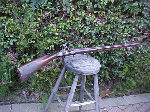 Interesting U.S. Military 1817 Flintlock Rifle by, Nathan Starr & Son, 1841, #1752 Firearms