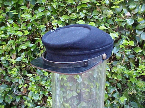 Civil War-Early Indian Wars Federal Kepi, #1778 Militaria