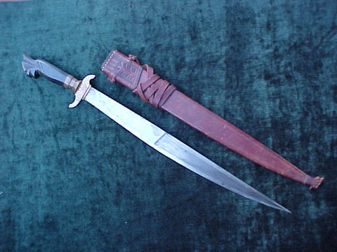 A Malay, Indonesian or Philippine Machete/GOLOK, #2630 Edged Weapons