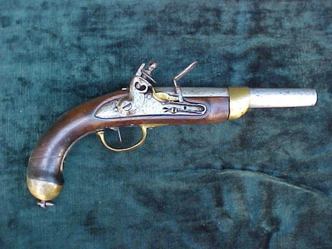 French Military Model 1816 Flintlock Pistol, #2880 Firearms