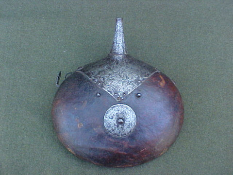 Ottoman Empire Powder Flask, #3177