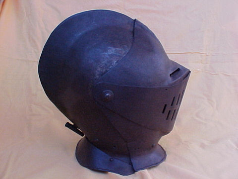 English/Italian Closed Helmet #817