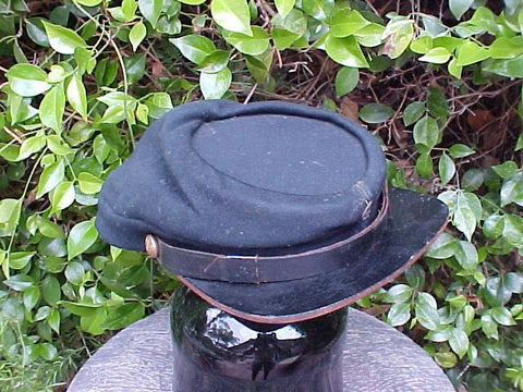 Civil War Union Infantry Kepi
