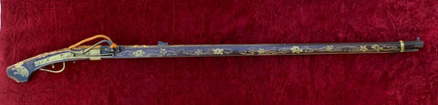 A Beautiful Edo Period Japanese Matchlock TANEGASHIMA Long Gun