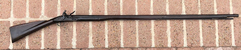 An Antique Revolutionary War-War of 1812 period English/American Long Flintlock Fowler/Musket