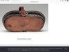EXTREMELY RARE CIVIL WAR CONFEDERATE CARTRIDGE BOX, S. S. COTTRELL & CO. C. S. ARSENAL RICHMOND DATED 1863