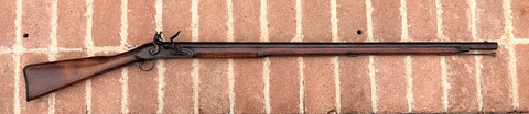 An Unusual Antique Flintlock Militia Musket