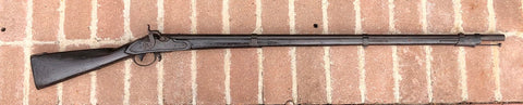 Civil War Period US military contract model 1816 Flintlock musket