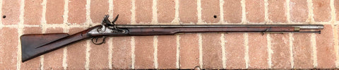 A Fantastic Antique British East India Company Military 3rd Model Brown Bess Flintlock Service Musket Dated 1773