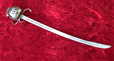 Fantastic Military Infantry Saber (DUSSAGGE)/Sinclairsabel (SINCLAIR SABER)