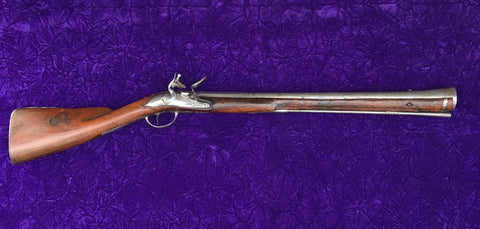 Wonderful Early Dutch Flintlock Blunderbuss