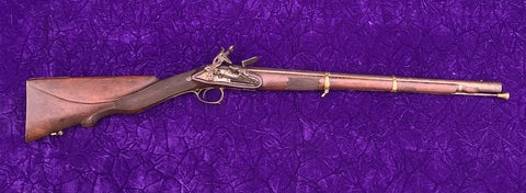 Interesting Spanish Miquelet Flintlock Carbine