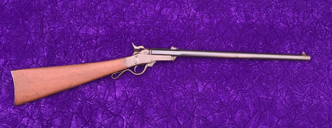 A Wonderful Second Model U.S. Military MAYNARD Percussion Carbine