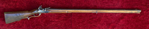 Antique European Flintlock Hunting Musket