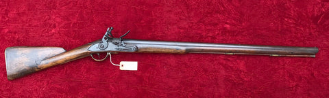 A Very Rare Antique French & Indian War - Revolutionary War Period British Royal Navy Sea Service Flintlock Ship's Musket by EDGE, 1760
