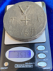 A Very Unusual Round Silver Ingot From The Padre Kino Treasure Hoard, FAKE or REAL ?
