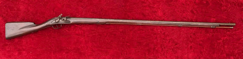 A very interesting early Colonial Flintlock Long Fowler/musket