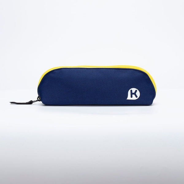 KAGS Chester Series Pouch Type 5 Compartments Pencil Case