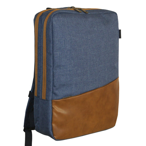 Nifteen Canvas Dual Backpack