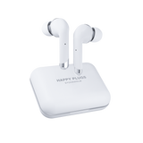 Happy Plugs Air 1 Plus In-Ear True Wireless Earphones with Dual Microphones Up to 40 hours battery life