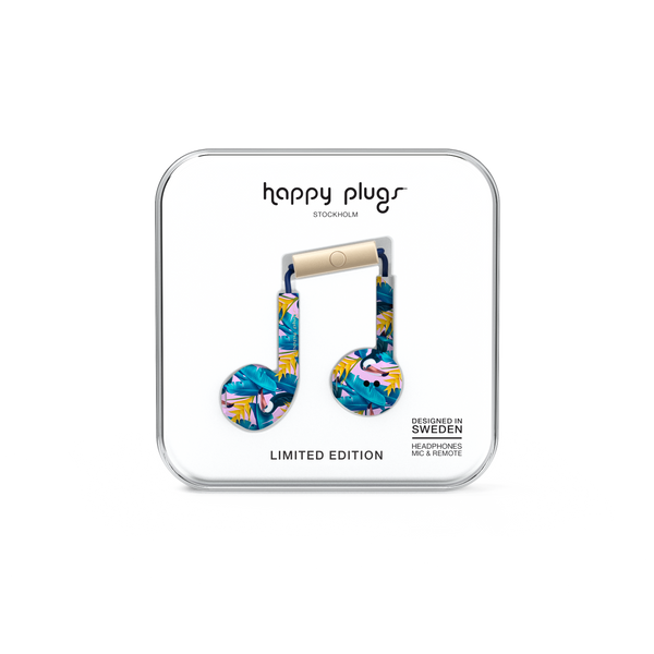 Happy Plugs Earbud Plus - Toco Loco