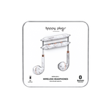 Happy Plugs Earbud Plus Wireless II  - White Marble
