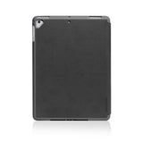 "Monocozzi LUCID Plus Folio Case for iPad 9.7"" (2018) with Apple Pencil Slot"