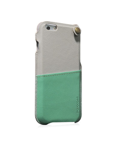 Monocozzi Posh Leather Pouch for iPhone 6