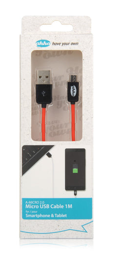ahha Micro USB 2.0 Sync & Charge 1M Cable