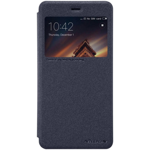 Nillkin Sparkle Leather Folio Case for Redmi 4A