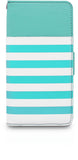 KAJSA Resort Wallet Case Collection for iPhone 6 (Stripe Pattern)
