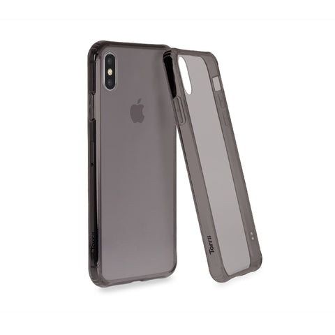 "TORRII Glassy for iPhone XS Max (6.5"") - Clear Black"